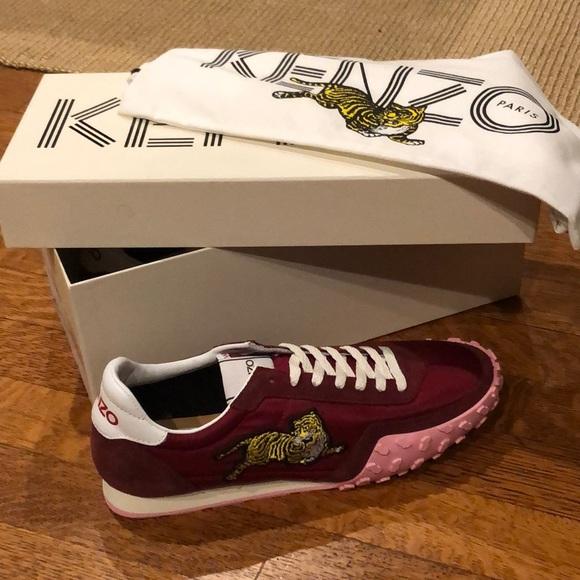 Kenzo Shoes | Kenzo Move Sneakers Brand